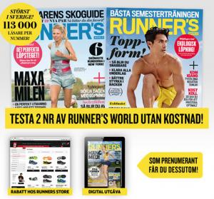 runnersworld gratis nummer